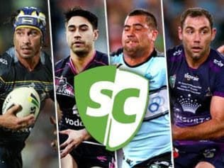 NRL SuperCoach podcast. Listen here
