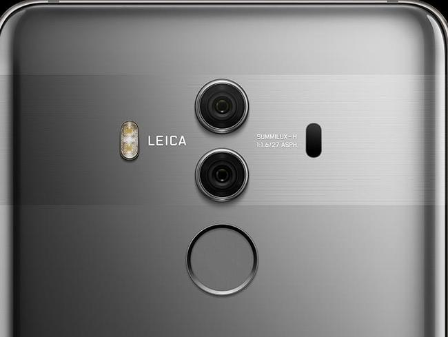 The dual Leica camera is a real selling point for this device.