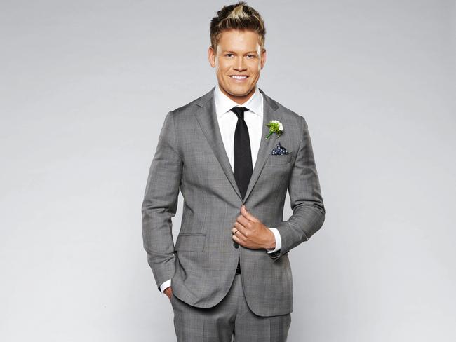 Sean T is 34 from WA and is a railway technician. Picture: Channel Nine