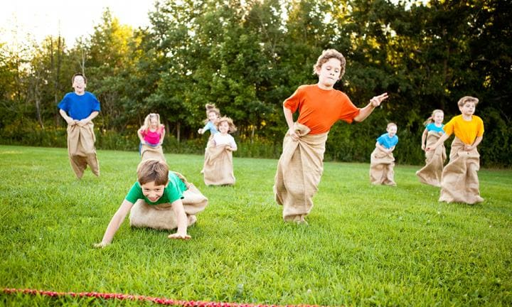 9 classic party games to keep the kids entertained