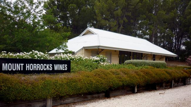 Mount Horrocks Wines on the Riesling Trail in the Clare Valley