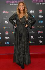 Kasey Chambers arrives on the red carpet for the 31st Annual ARIA Awards 2017 at The Star on November 28, 2017 in Sydney, Australia. Picture: Getty