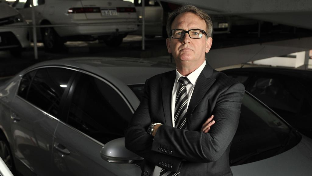 Perth lawyer Terry Dobson received a speeding fine which was incorrect. Picture: Justin Benson-Cooper