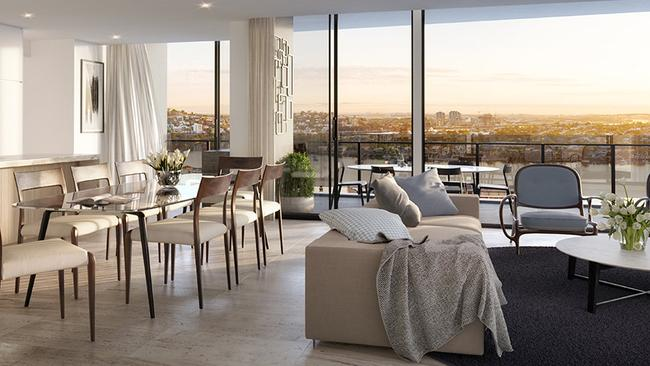 Haven is one of the many new apartment developers in inner Brisbane suburbs. Picture: realestate.com.au