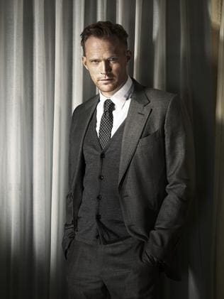 Paul Bettany. Pic: John Russo/Corbis Outline