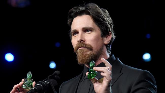 Christian Bale. Picture: Jason Merritt/Getty Images for PSIFF