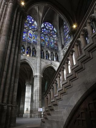 Inside the magnificent building. Pictures: CS Travels