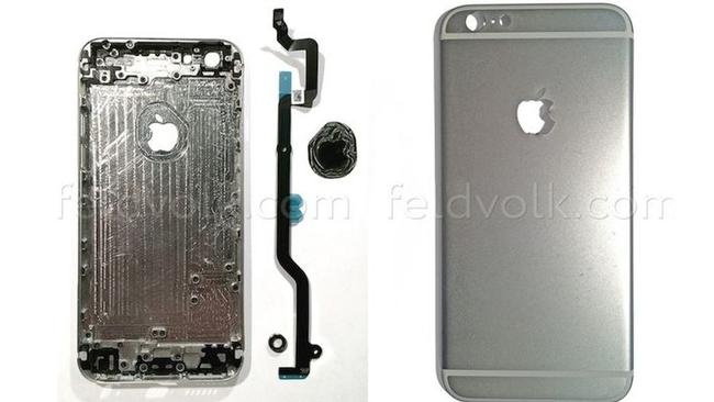 Look familiar? The rear casing is consistent with other leaks, but is it genuine? Source: feldvolk.com
