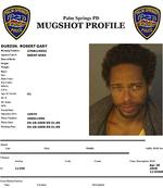 "<p>Actor Gary Dourdan, star of the television Drama ""CSI"", is shown in this police booking mugshot has been arrested on suspicion of possessing cocaine, heroin and other drugs, police said on April 29, 2008.</p>"