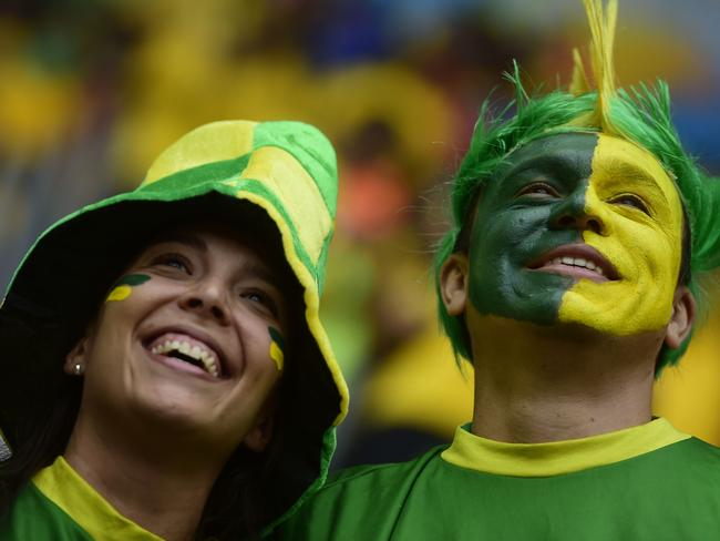Brazil faces a dicey game against Chile in the round of 16.