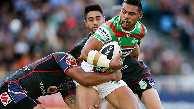 New Zealand Warriors v South Sydney Rabbitohs