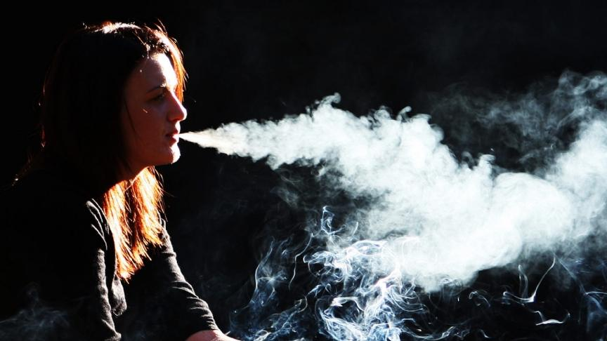 Smokers are being left with fewer and fewer places they can light up.