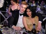 Levi Meaden and Ariel Winter pose during The 23rd Annual Screen Actors Guild Awards at The Shrine Auditorium on January 29, 2017 in Los Angeles, California. Picture: Getty
