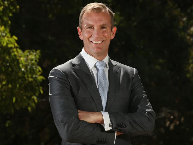 Education Minister Rob Stokes conceded the treatment of the boys was shocking. Picture: Richard Dobson