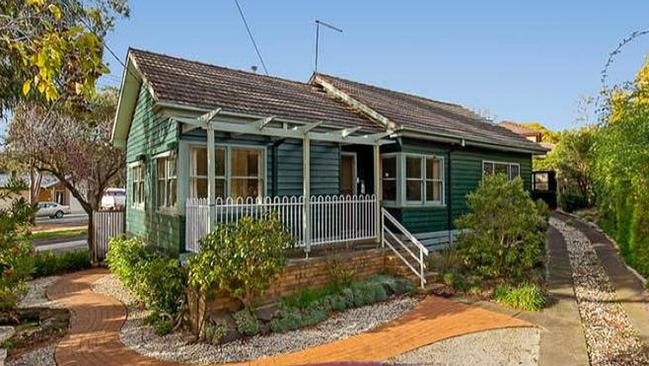 There's no doubt housing is still a solid investment. This place in Blackburn, Victoria, recently sold for $100,000 above its reserve price for $1.16 million.