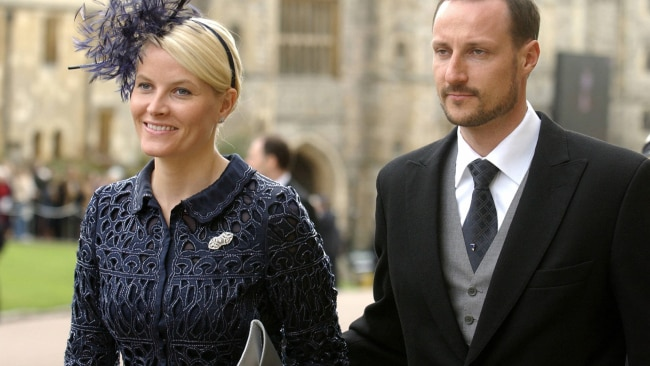 Crown Princess Mette Marit and Crown Prince Haakon of Norway. Photo: AFP