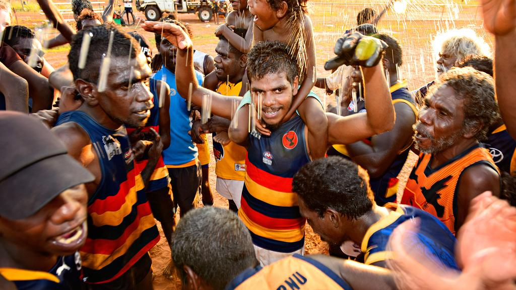 Drop In Violence And Theft Figures In Wadeye Nt Linked