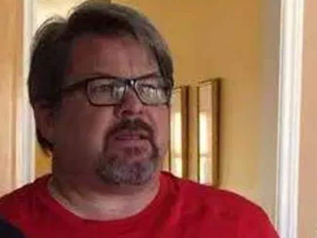 A more recent picture of accused mass killer, Uber driver Jason Dalton, 45