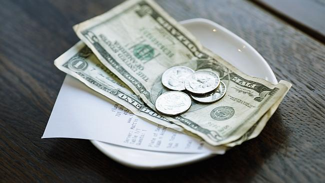 Learn how to tip in the country you visit. Picture: Thinkstock