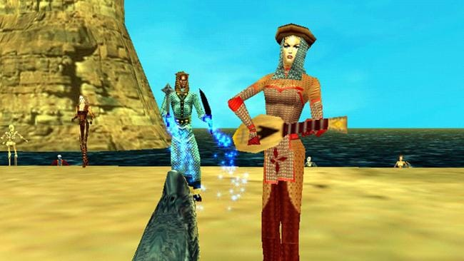 Everquest. Picture: Supplied