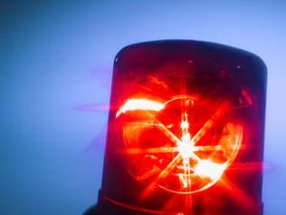 Close-up of police siren. Generic image. Thinkstock