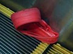 Boy wearing Crocs loses toe