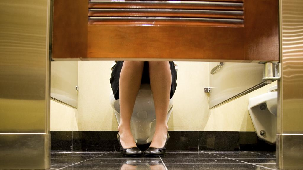 Toilet anxiety: Researchers have developed a scale to ...
