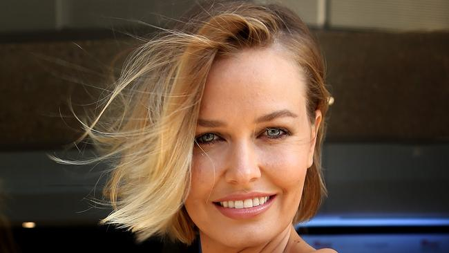 Lara Bingle hasn't come out too well in the 'popularity' stakes. Pic: Stephen Cooper
