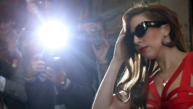 Celebrity photog Terry Richardson has lost his bid to have thousands of his backstage photos of Lady Gaga used in court as evidence by Gaga's former assistant. Picture: AP