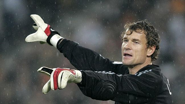 Outrageous ... Jens Lehmann's homophobic comments have caused uproar in his native Germany.