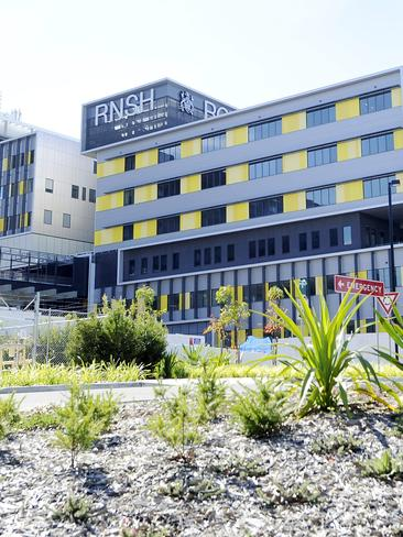 Outpatient records from Royal North Shore Hospital were among those dumped.