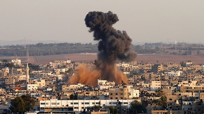 TOPSHOTS-ISRAEL-PALESTINIAN-GAZA-CONFLICT