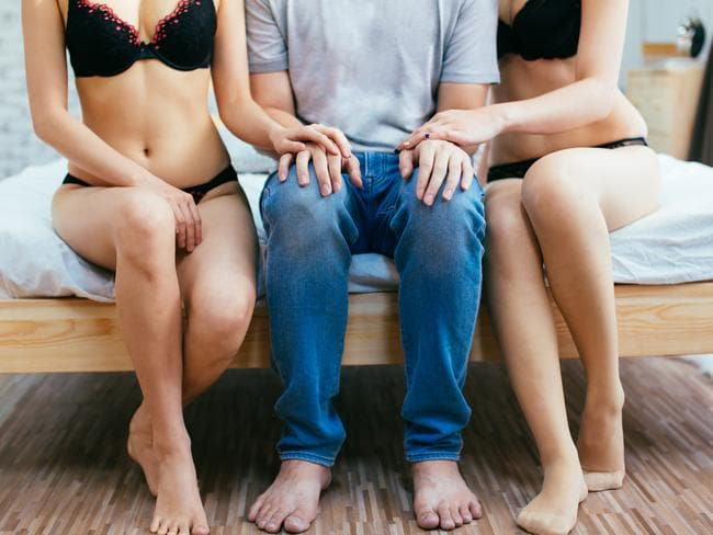 It's virtually impossible to know how many Australians are living polyamorous lifestyles.