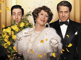 Leader competition: Florence Foster Jenkins movie