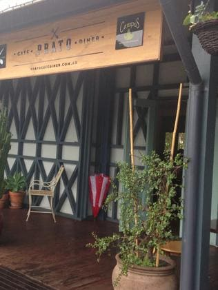 The Prato Café in Abbottsford, where James Tedesco met Wests Tigers captain and decided to pull out of his deal to join the Canberra Raiders.
