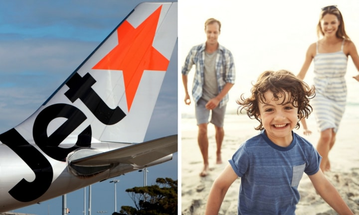 The Jetstar sale families have been waiting for is here