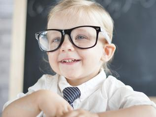 Baby teacher maths istock