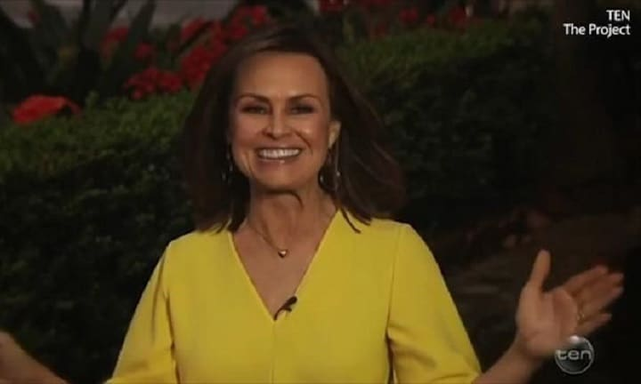 'The Project' team are really enjoying their Lisa Wilkinson coup