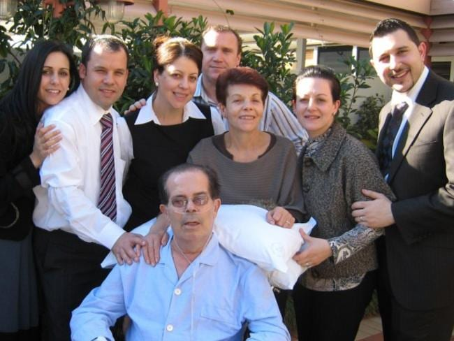 Biaggio's family launched the foundation after his death in 2008.