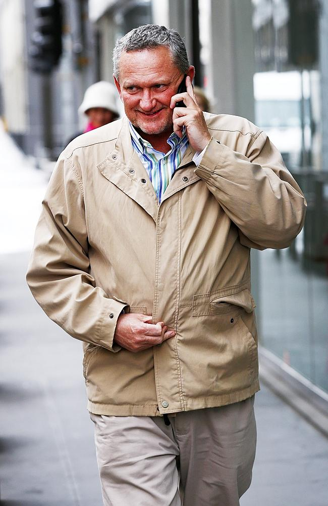 Stephen Dank has not been interviewed by ASADA.