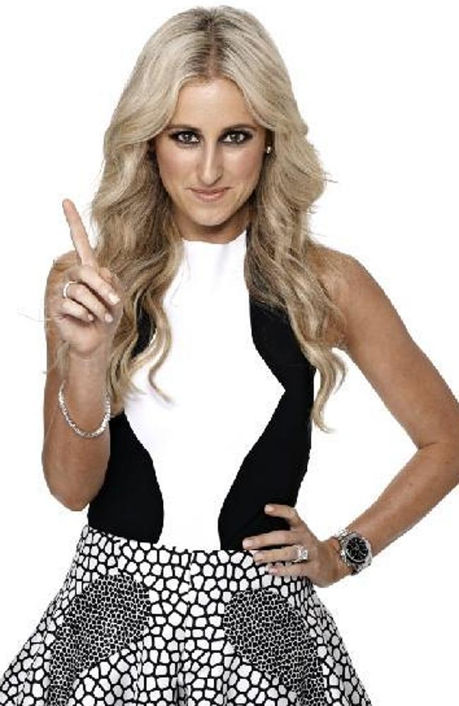 """Girl and girl are never friendly with each other' ... Sweaty Betty PR supremo Roxy Jacenko."