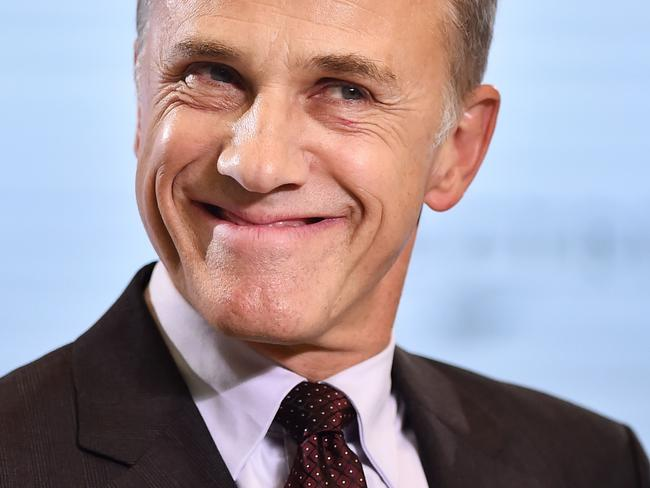 Boring badie? ... The studio also worried that Bond villain Heinrich Stockmann, played by Christoph Waltz, was not interesting enough. Picture: AFP
