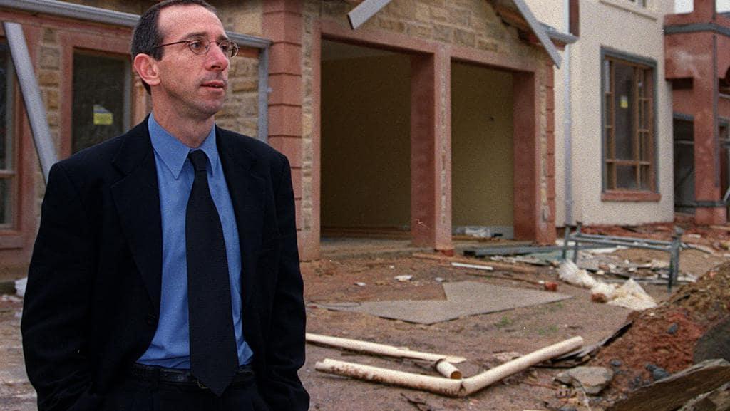 Housing Industry Association executive director Brenton Gardner.