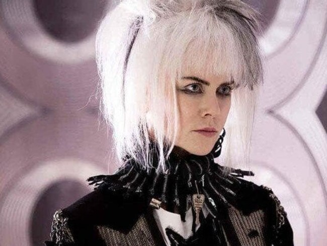 Nicole Kidman in How To Talk To Girls At Parties. Picture: Supplied