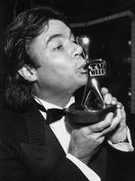 Winner of the Gold Logie Award 1989. Daryl Somers for Hey Hey its Saturday, Nine Network.