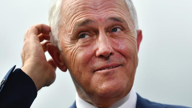 Prime Minister Malcolm Turnbull wants to get same-sex marriage off the table and sorted. Picture: AAP Image/Mick Tsikas.