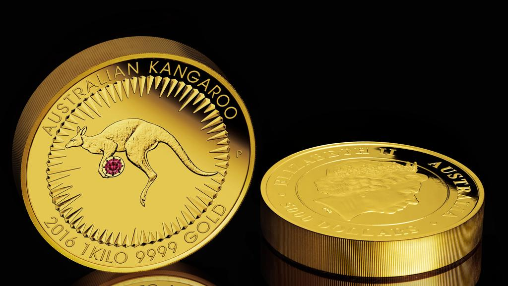 kimberly treasure gold coin