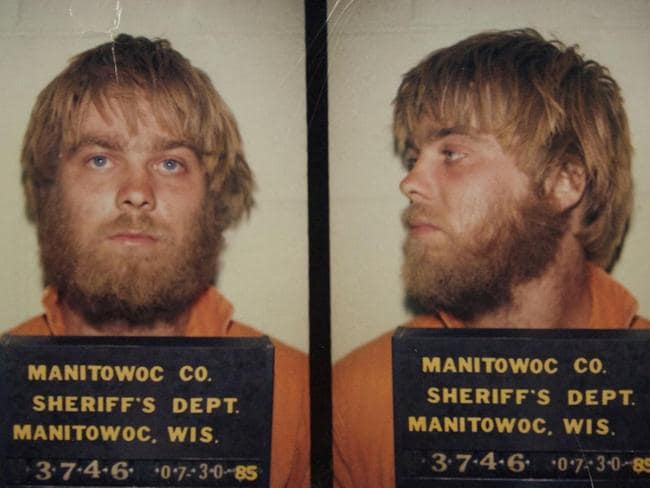 The story of Steven Avery has captured the world through doco-series Making a Murderer. Picture: Netflix/Youtube.