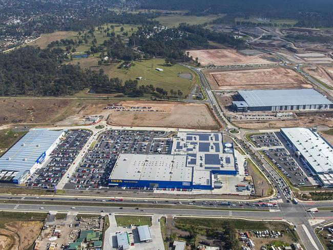 Sydney Business Park At Marsden Is One Of The Fastest Growing Retail Centres In NSW