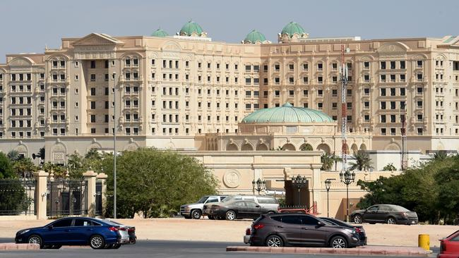 The prince is now believed to be one of many being held at Riyadh's Ritz Carlton. Picture: Fayex Nureldine/AFP